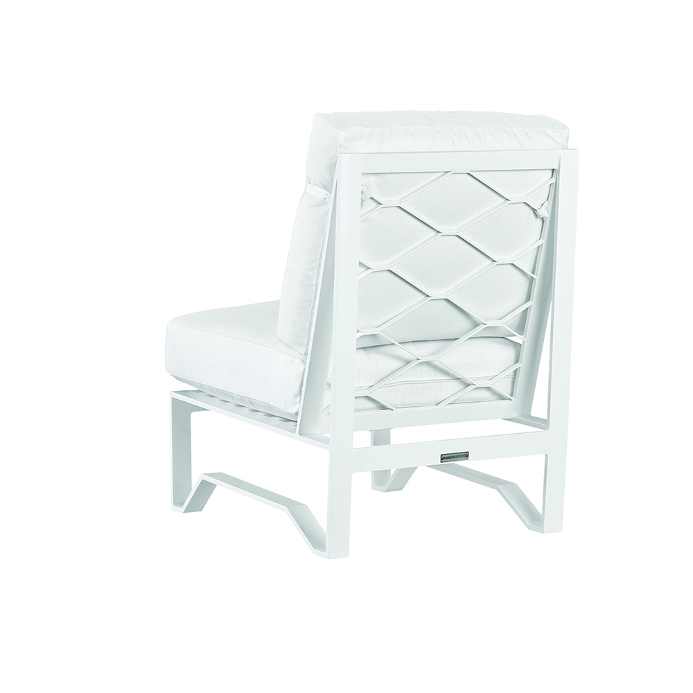 LANE VENTURE Biscayne Bay Armless Chair