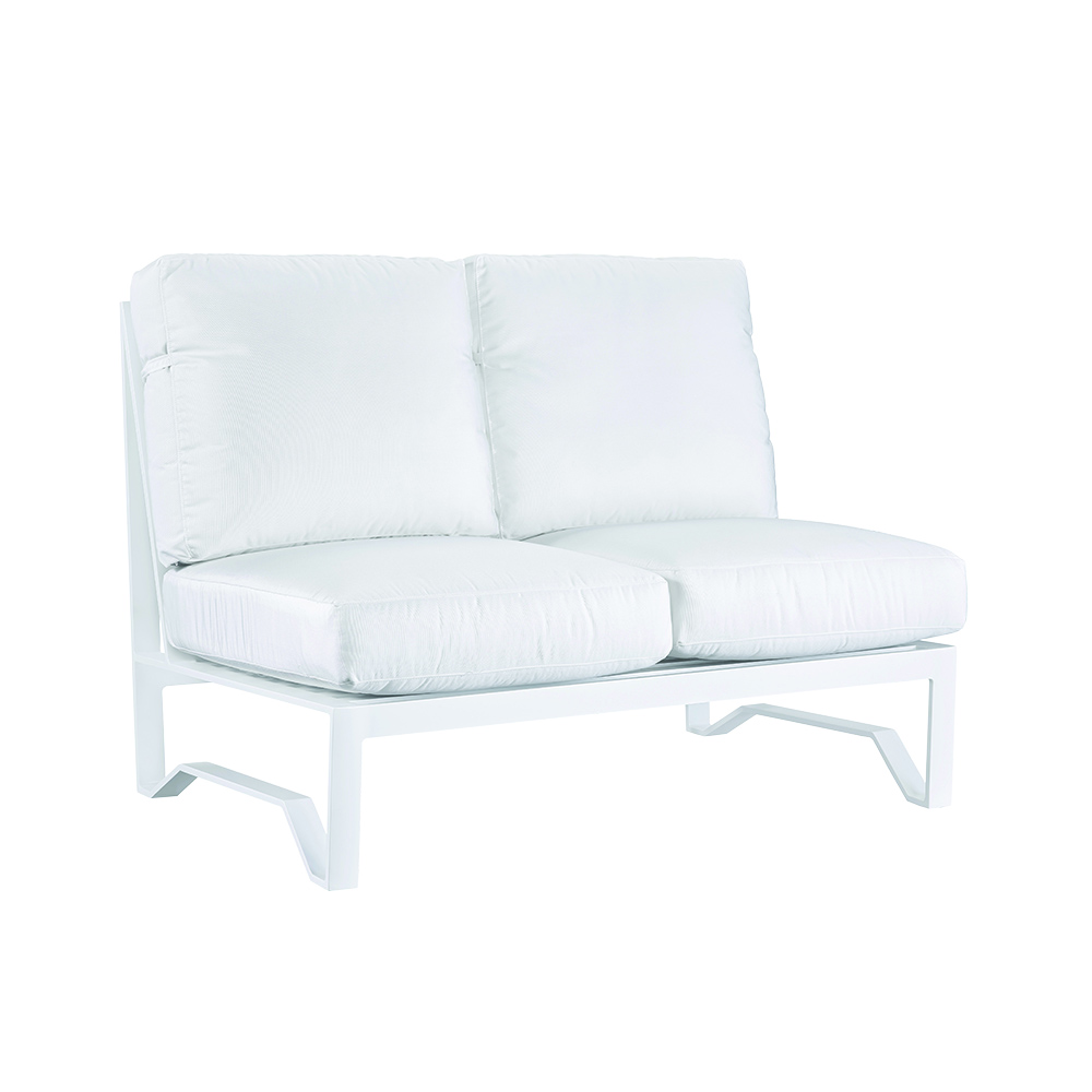 LANE VENTURE Biscayne Bay Armless Loveseat