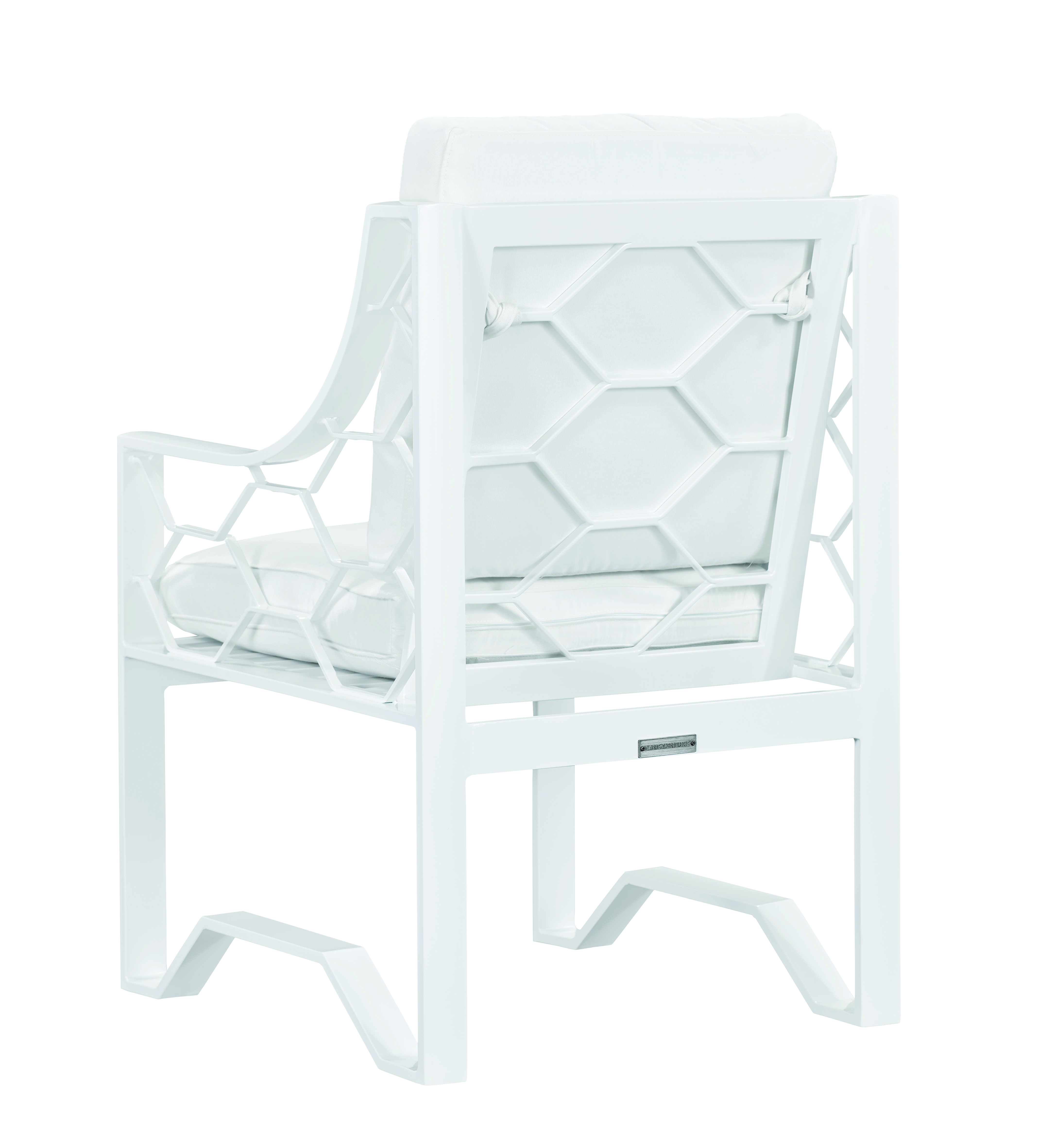 LANE VENTURE Biscayne Bay Dining Arm Chair