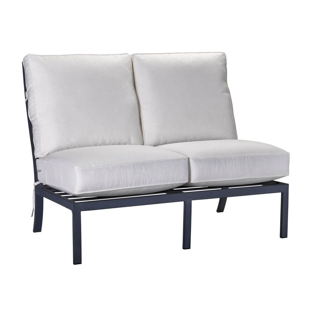 LANE VENTURE Raleigh Armless Loveseat