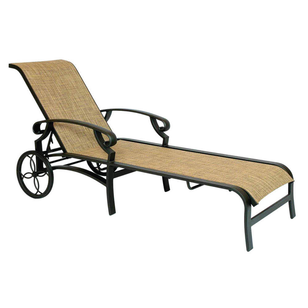 LANE VENTURE Monterey Sling Adjustable Chaise