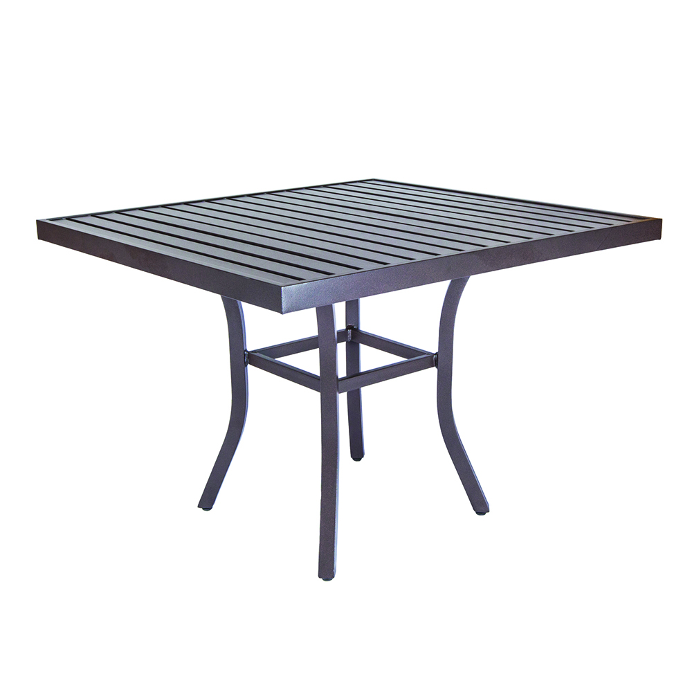 LANE VENTURE Craftsman Square Square Dining Table