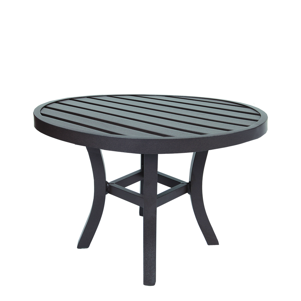 LANE VENTURE Craftsman Round Round Dining Table