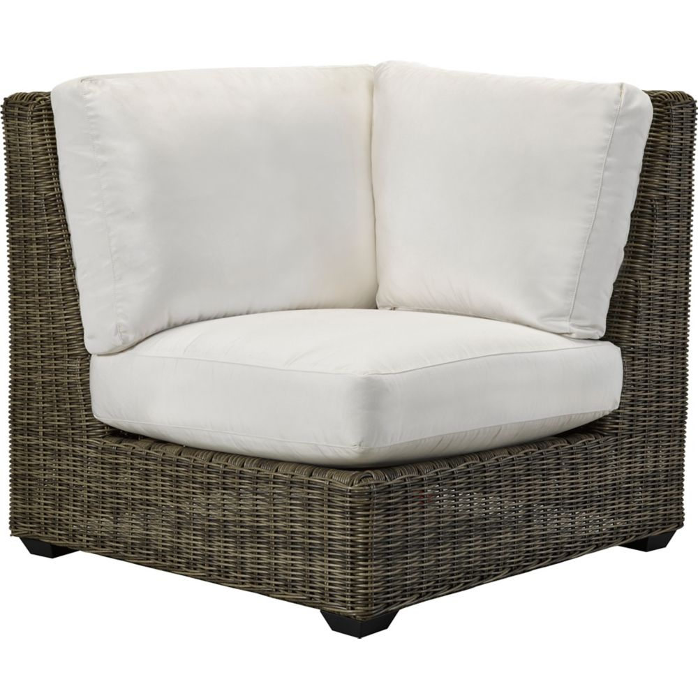 LANE VENTURE Oasis Square Corner Chair