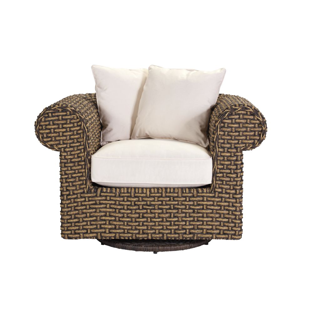 LANE VENTURE Hemingway Chesterfield Swivel Glider Lou