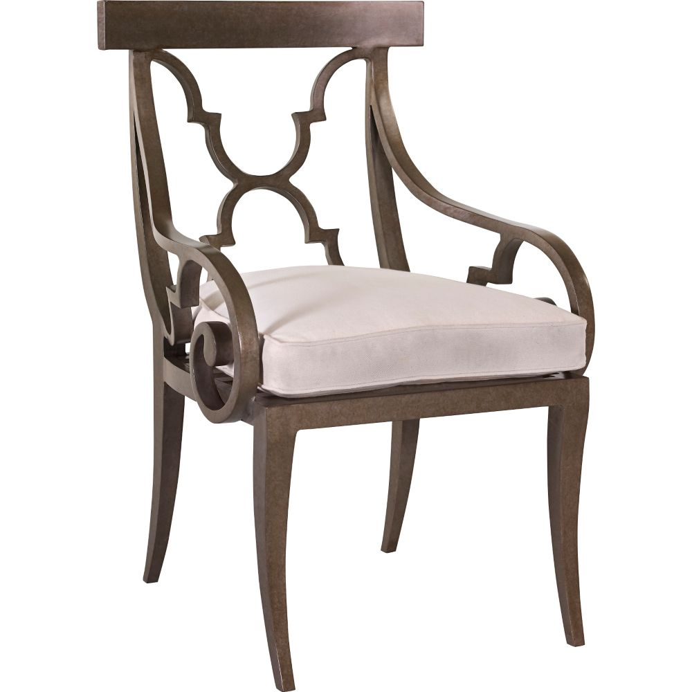 LANE VENTURE Hemingway Florentine Dining Arm Chair