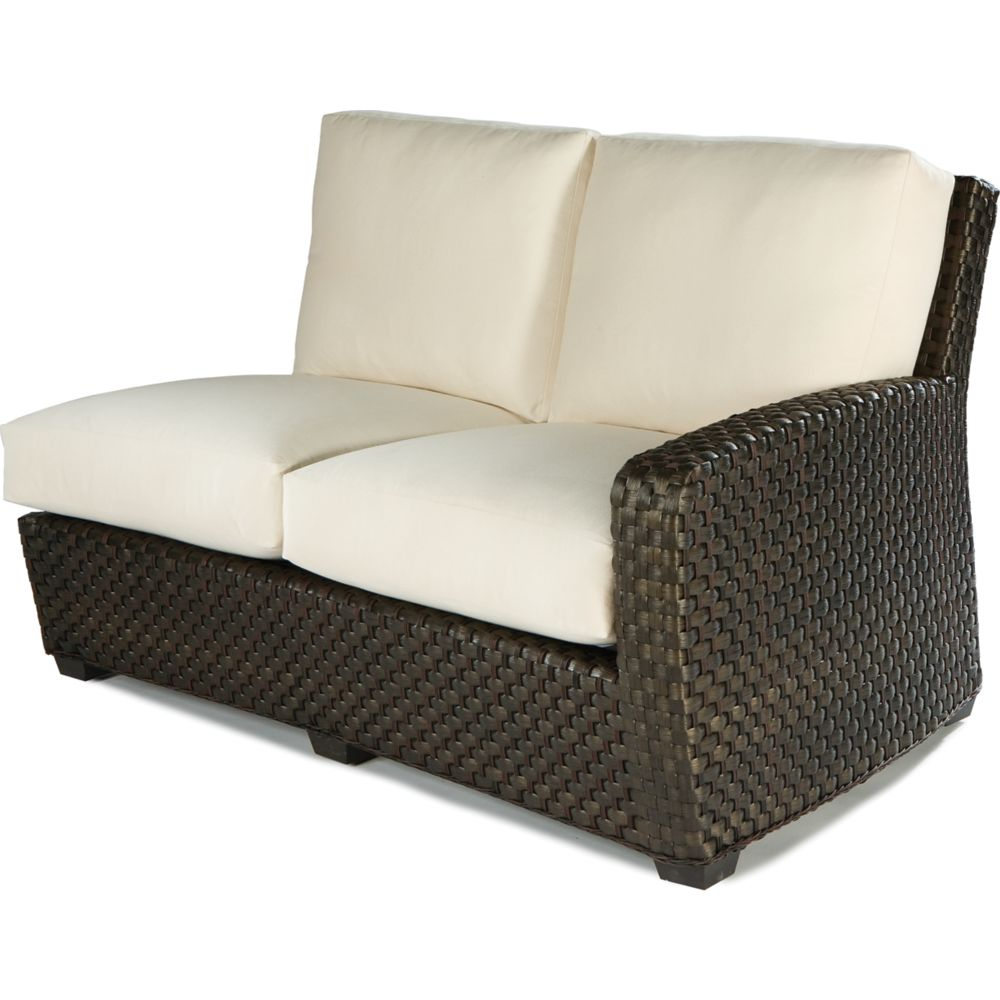 Awe Inspiring Lane Venture Leeward Rf One Arm Loveseat Pabps2019 Chair Design Images Pabps2019Com