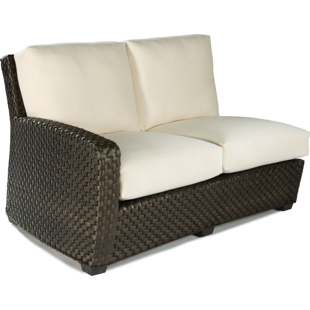 LANE VENTURE Leeward LF One Arm Loveseat