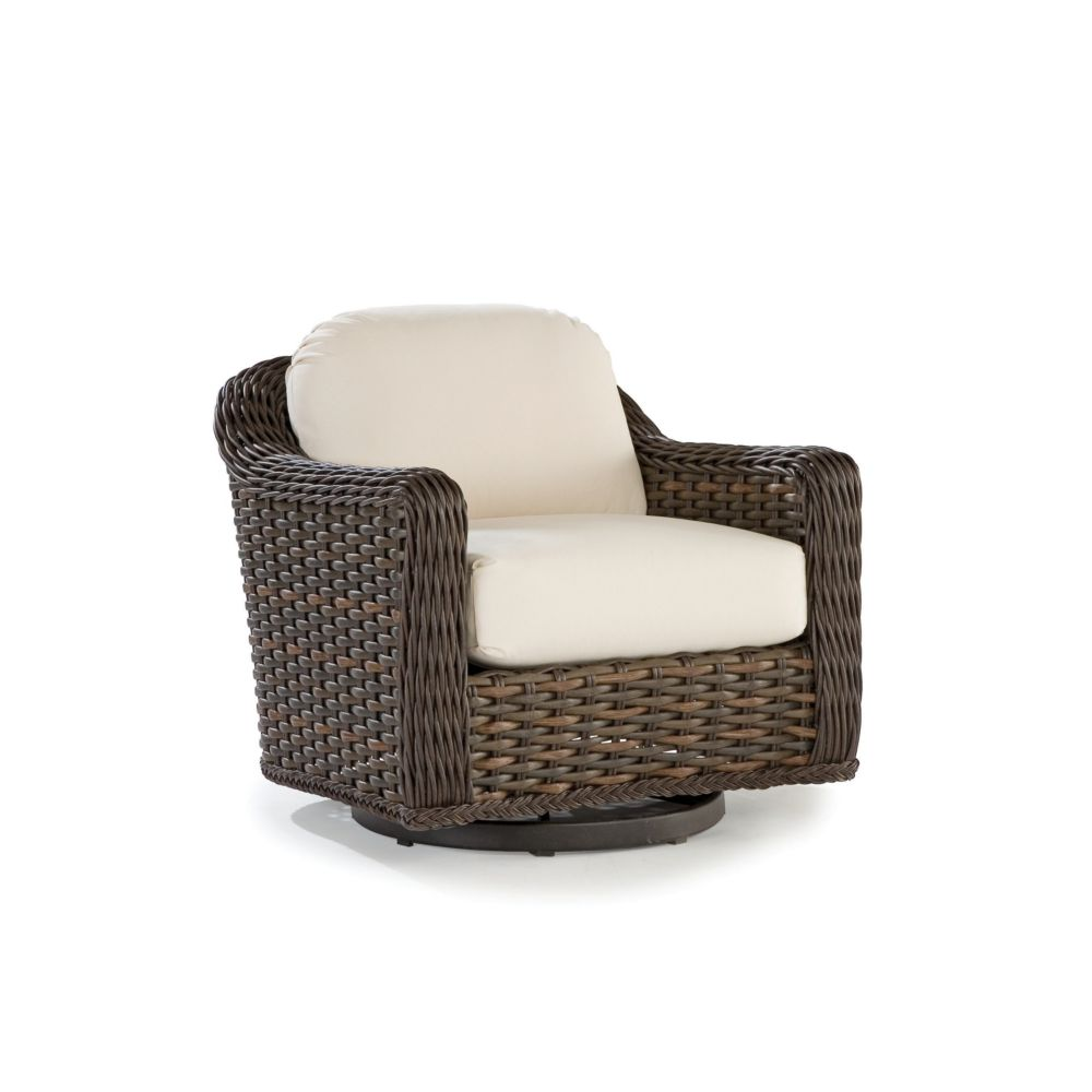 LANE VENTURE South Hampton Swivel Glider Lounge Chair