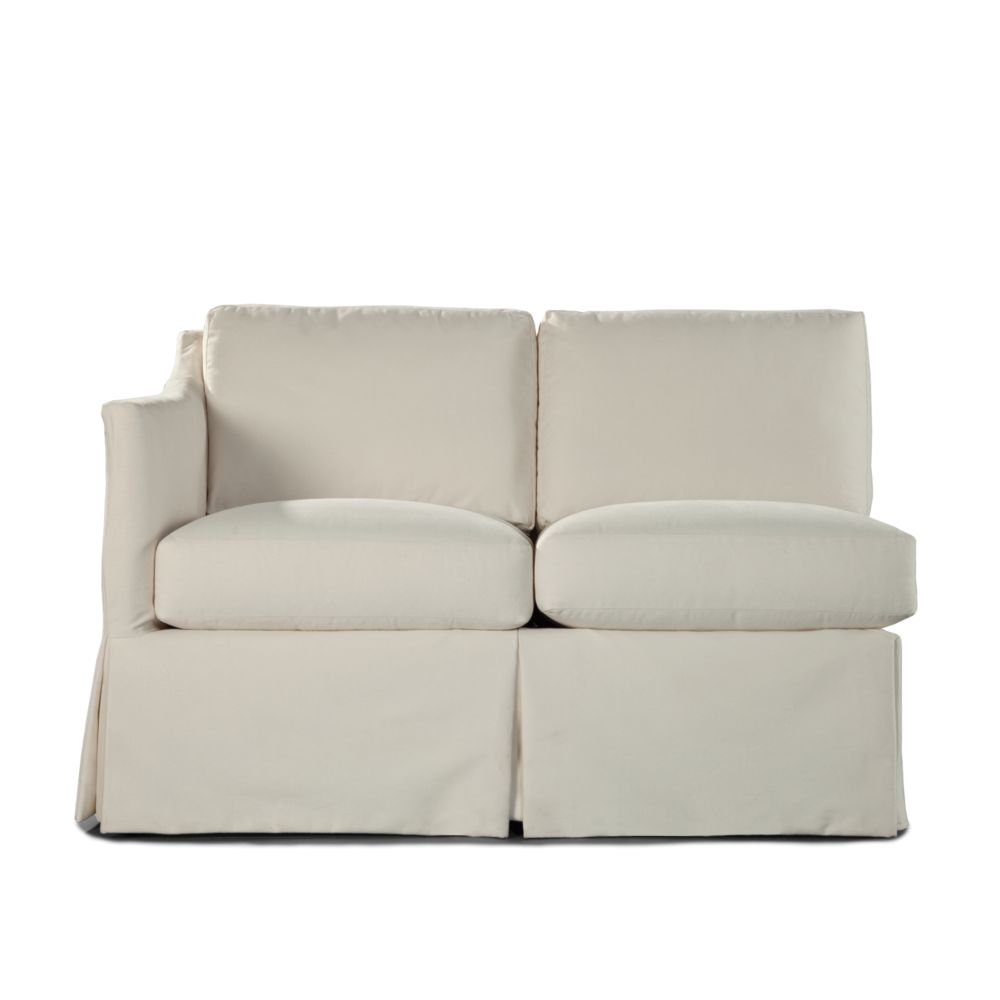 LANE VENTURE Harrison LF One Arm Loveseat