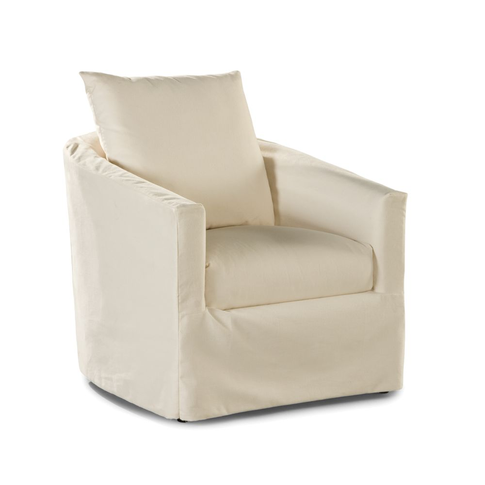 LANE VENTURE Elena Tub Swivel Lounge Chair