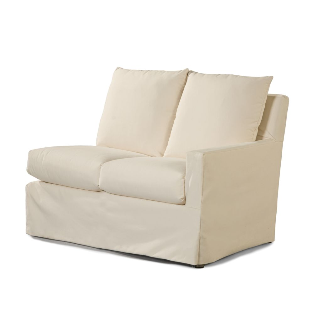 LANE VENTURE Elena RF One Arm Loveseat