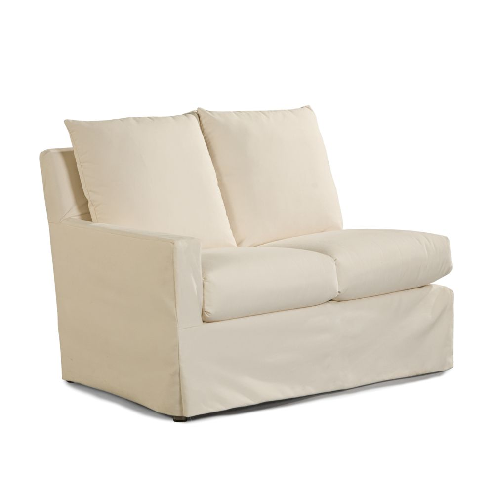 LANE VENTURE Elena LF One Arm Loveseat
