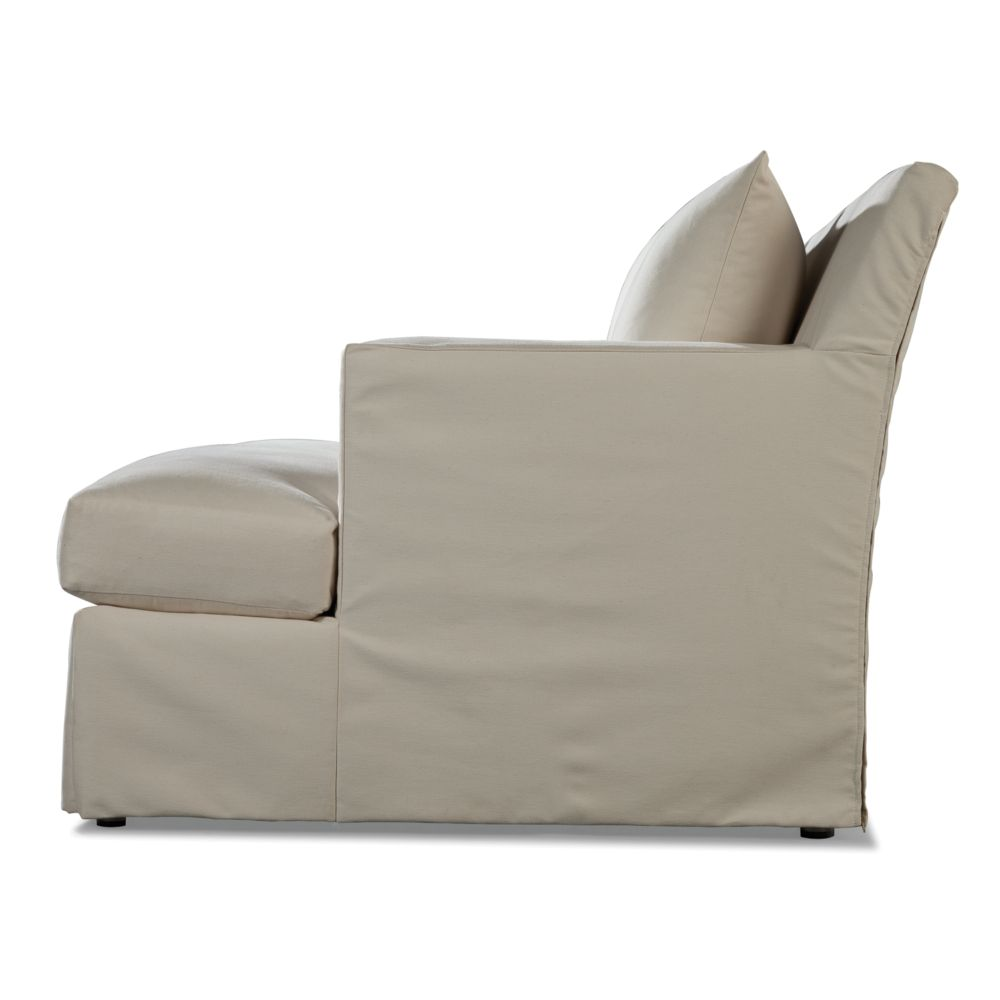 LANE VENTURE Douglas Loveseat - Lounge Depth