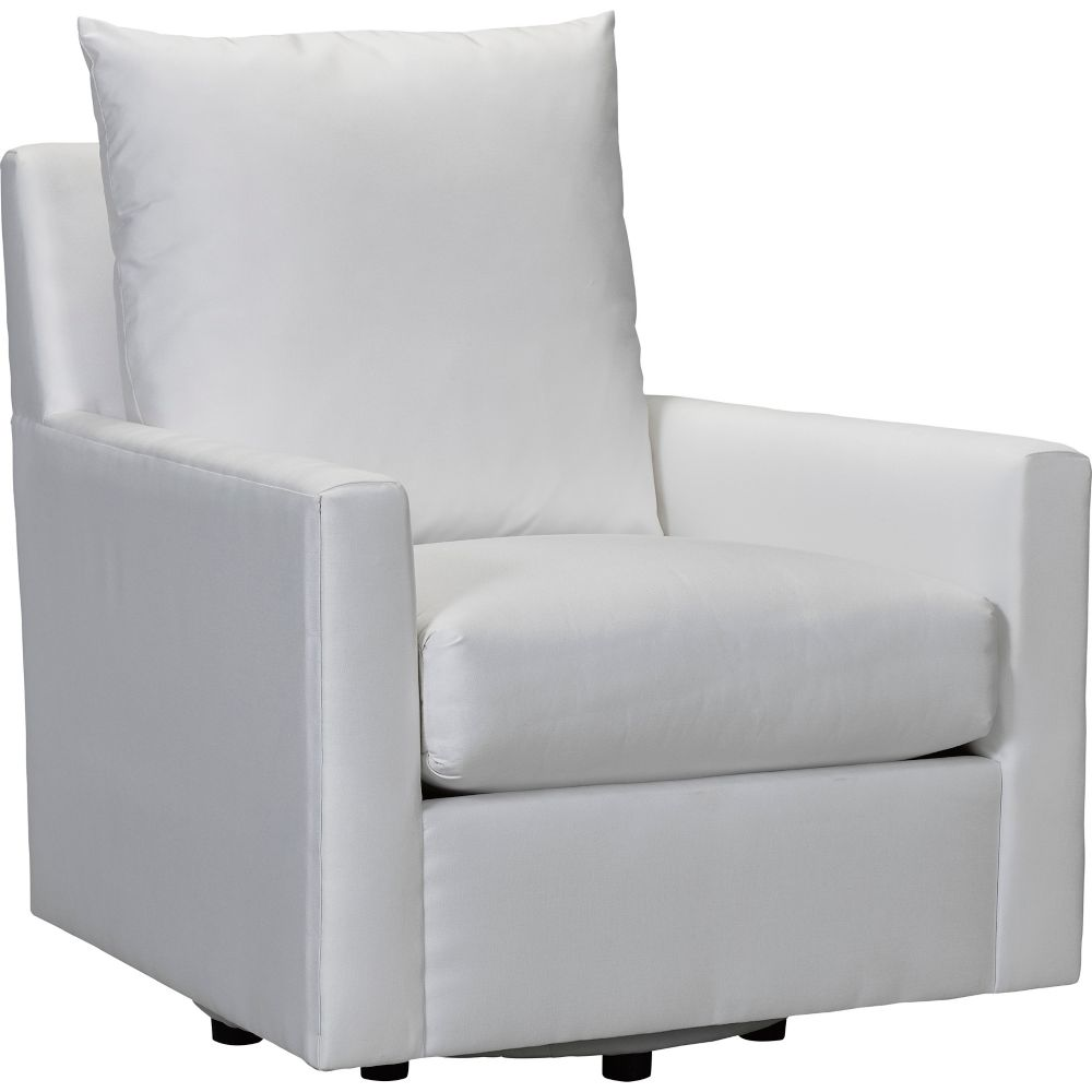 LANE VENTURE Charlotte Swivel Lounge Chair