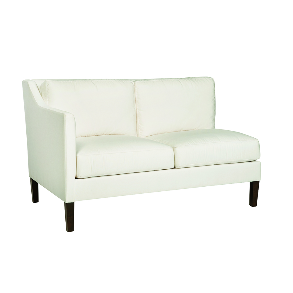 LANE VENTURE Finley LV One Arm Loveseat
