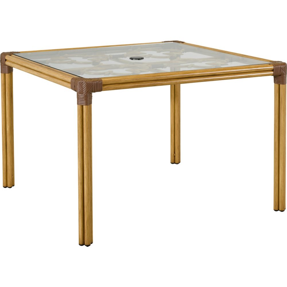 LANE VENTURE Mimi by Celerie Kemble 45in Square Dining Table