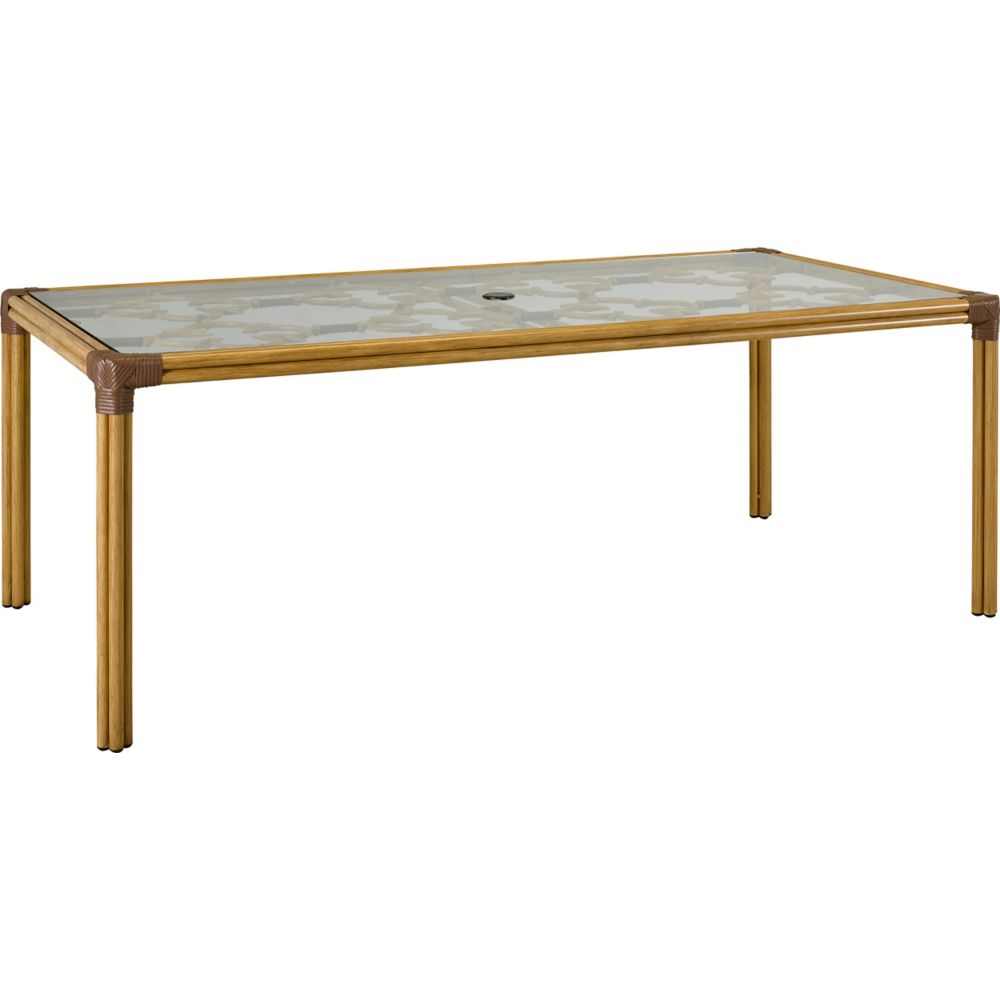 LANE VENTURE Mimi by Celerie Kemble Rectangular Dining Table