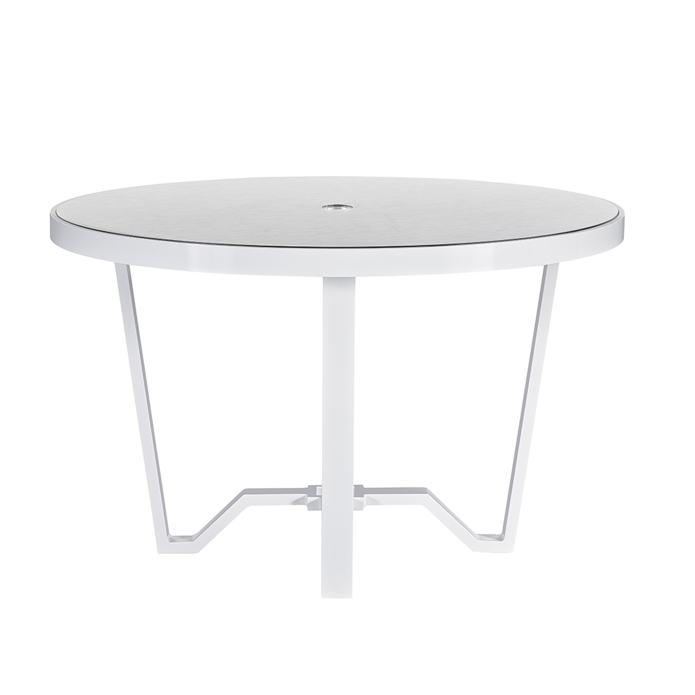 LANE VENTURE Biscayne Bay Round Dining Table