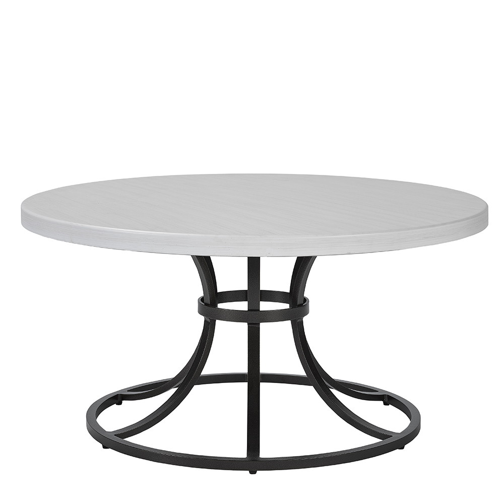 LANE VENTURE Calistoga 38in Round Cocktail Table