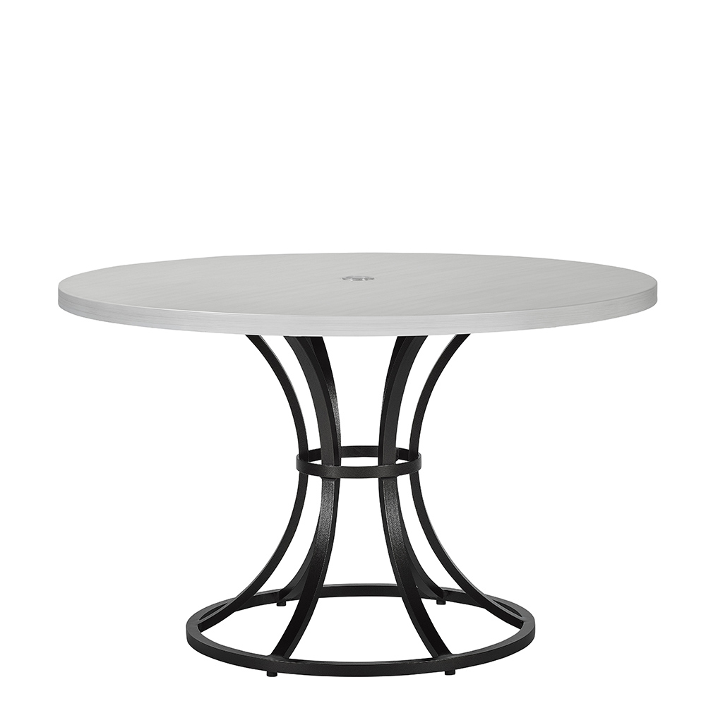 LANE VENTURE Calistoga 48in Round Dining Table