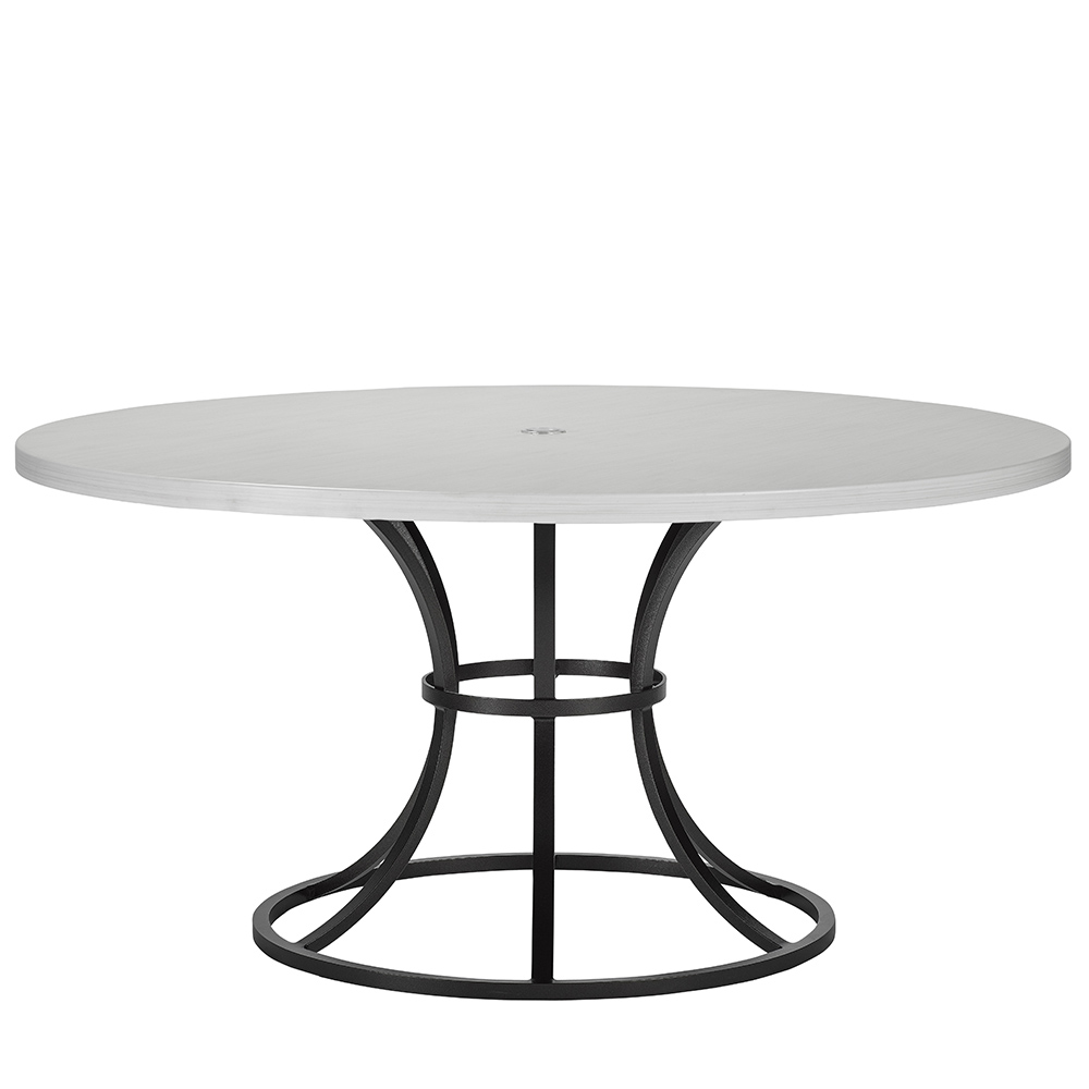 LANE VENTURE Calistoga 60in Round Dining Table