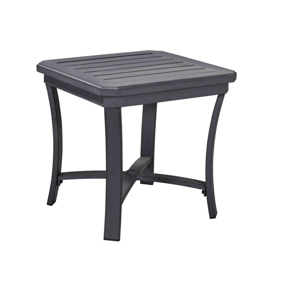 LANE VENTURE Raleigh Square Accent Table