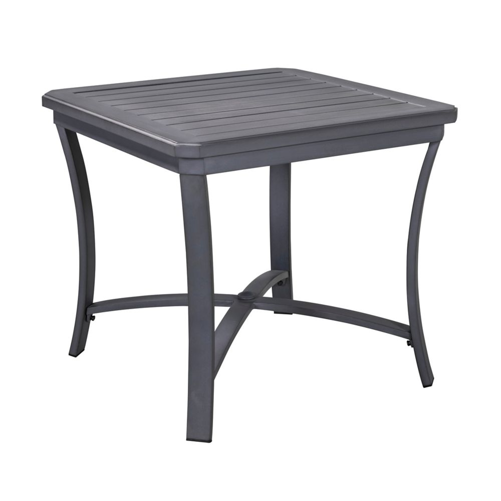 LANE VENTURE Raleigh Square End Table
