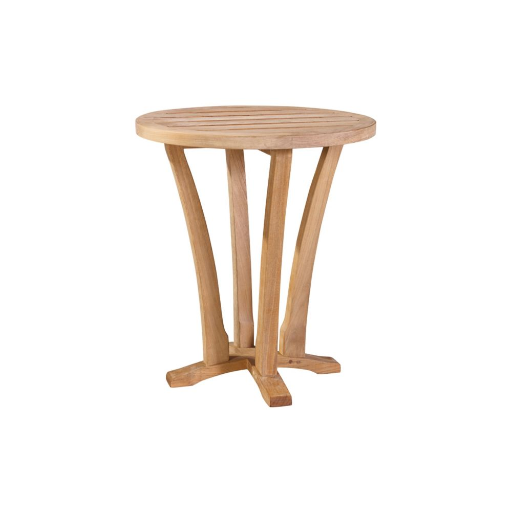 LANE VENTURE Edgewood Round Accent Table