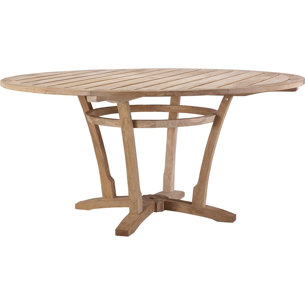 LANE VENTURE Edgewood 63in Round Dining Table