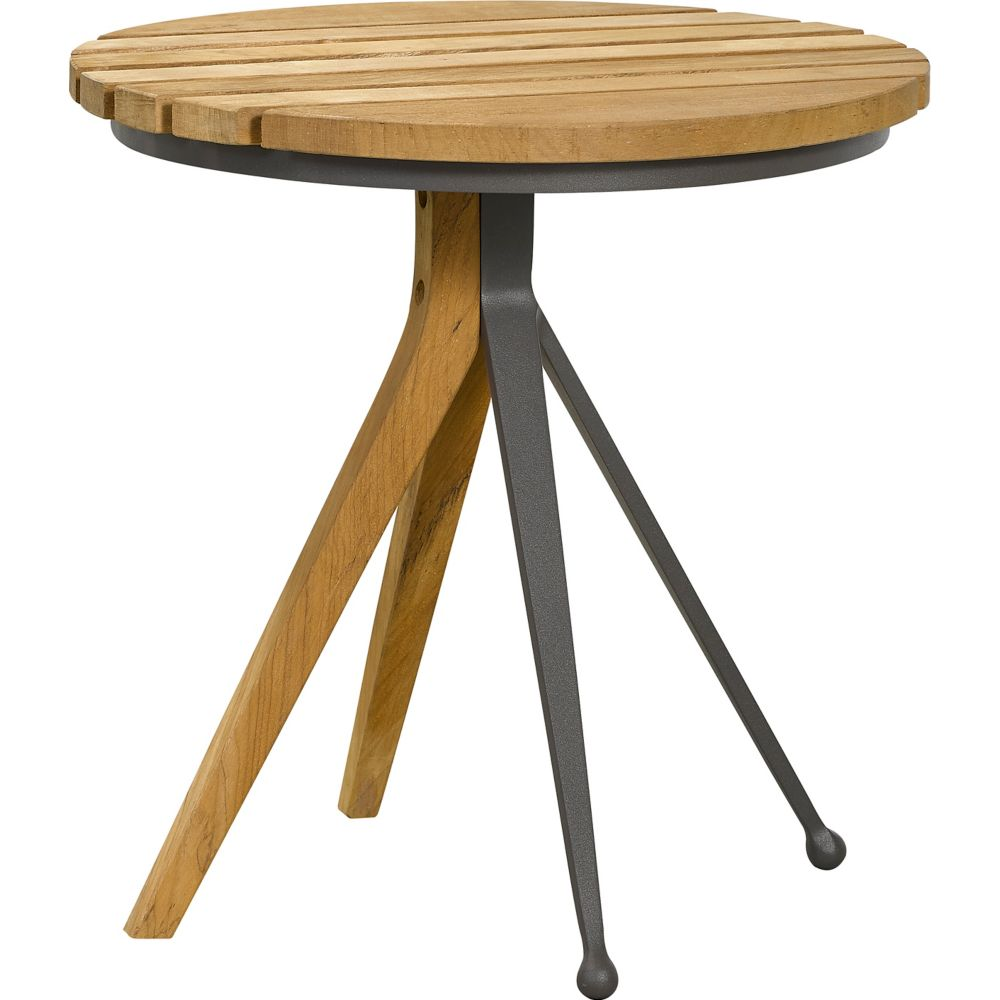 LANE VENTURE Cote d'Azur Round Accent Table