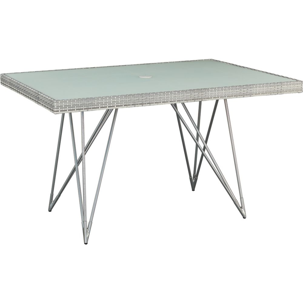 LANE VENTURE Jewel Rectangular Counter Height Dining Table