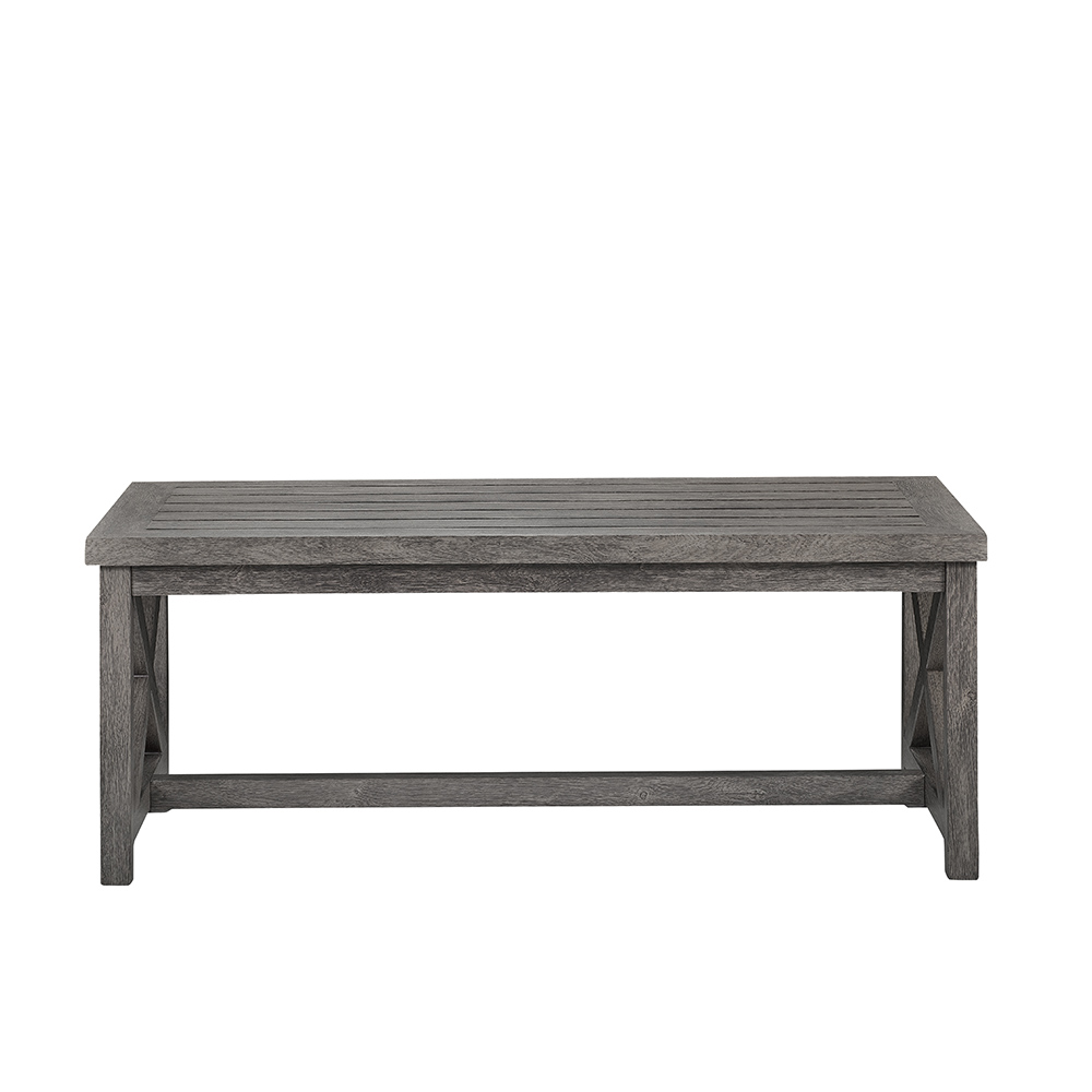 LANE VENTURE Mystic Harbor Rectangular Cocktail Table