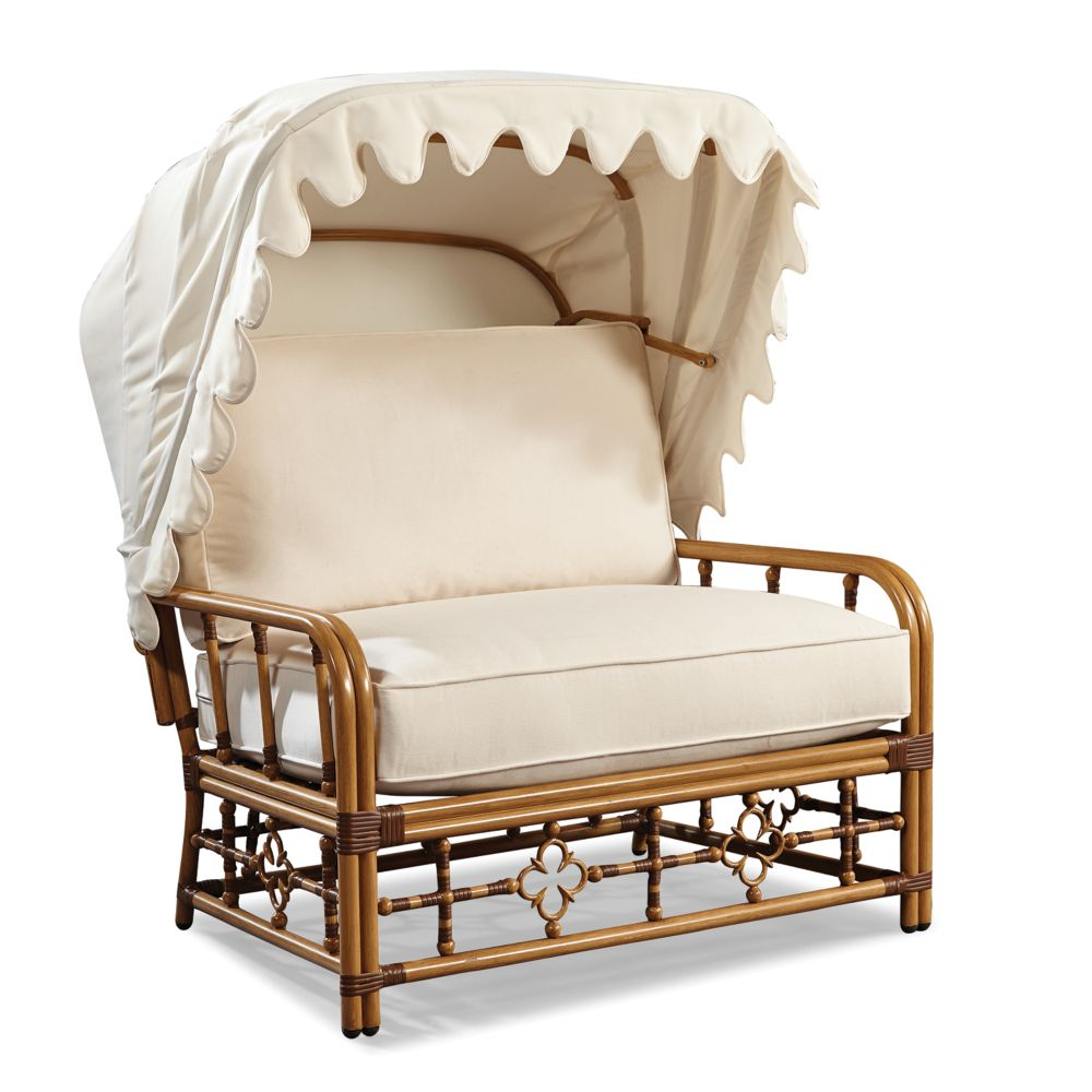 LANE VENTURE Mimi by Celerie Kemble Cuddle Chair Canopy