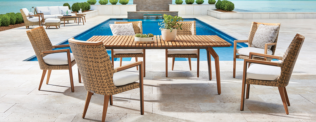 Cote-d-Azure outdoor furniture