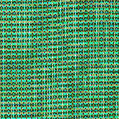 Fabric Swatch:  STRAW MAT  BLUE