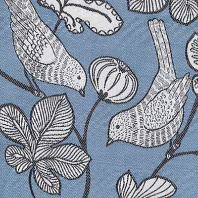 Fabric Swatch:  SONGBIRD GARDEN PACIFIC