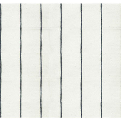 Fabric Swatch:  RIB STRIPE INDIGO