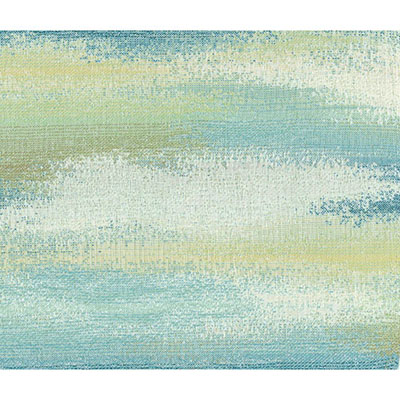 Fabric Swatch:  WATERCOLOR VIEW BREEZE