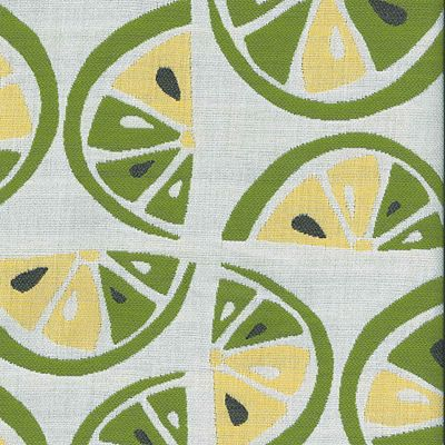 Fabric Swatch:  CITRUS LIME