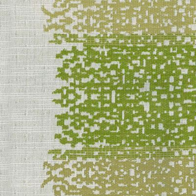 Fabric Swatch:  COZY PIXELS PEAR
